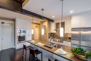 360 Grad Rundgang Küche