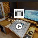 Zwischenraum Studio Tonstudio 360 Grad Tour