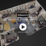 malsehn Studio Leipzig-360 Grad Tour