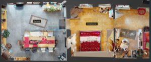 360-Grad-Besichtigung-Immobilien-Stadtvilla-mit-Luxusausstattung-Grundriss-Detail-1