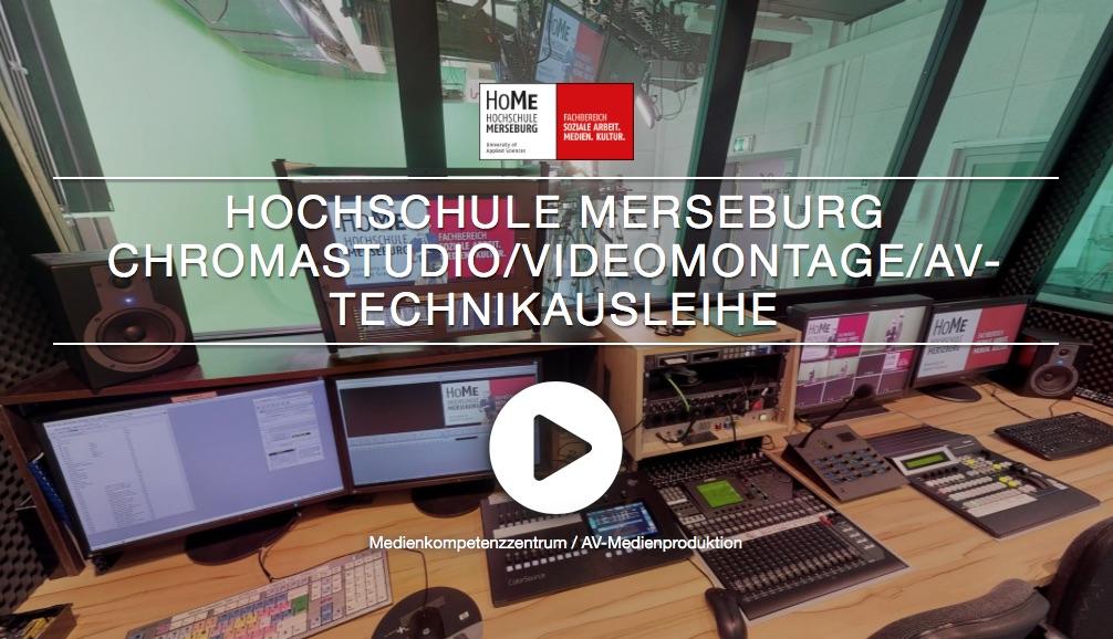 Eine_ganze_Etage_mit_Medientechnik-Hochschule_Merseburg_-_Chromastudio-Videomontage-AV-Technikausleihe